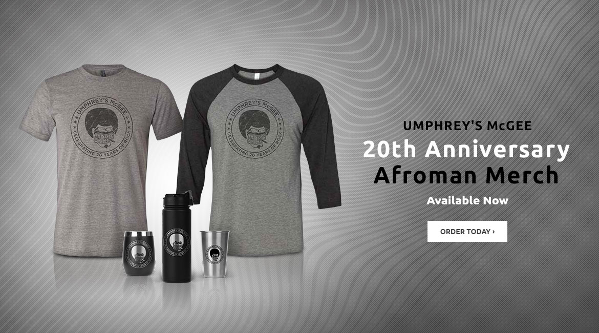 20th Anniversary Afroman Gear!
