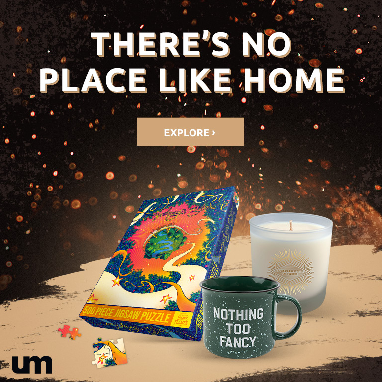 There's No Place Like Home: New Accessories