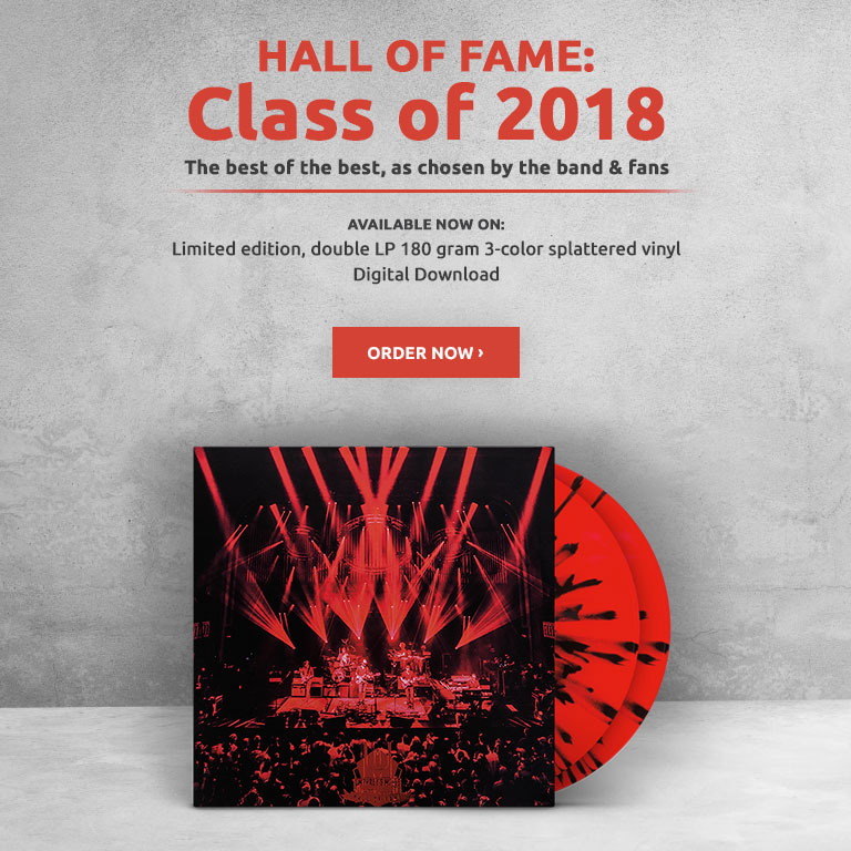 The Wait Is Over...Hall of Fame 2018 Is Here!