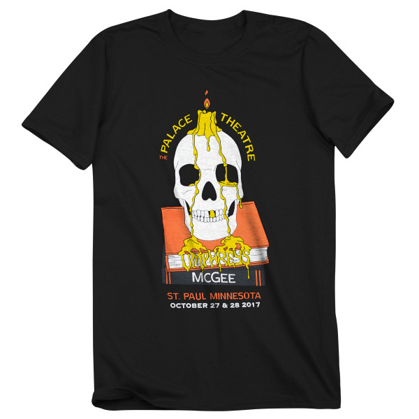 d770650a365 Palace Theatre Halloween Tee | Shop the Umphrey's McGee Official ...