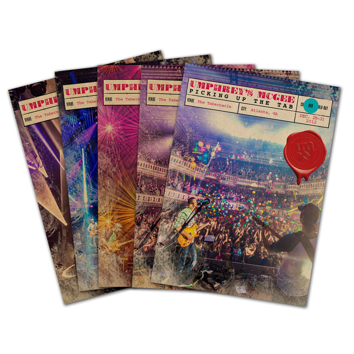 Live from the Tabernacle - All Night Long Bundle