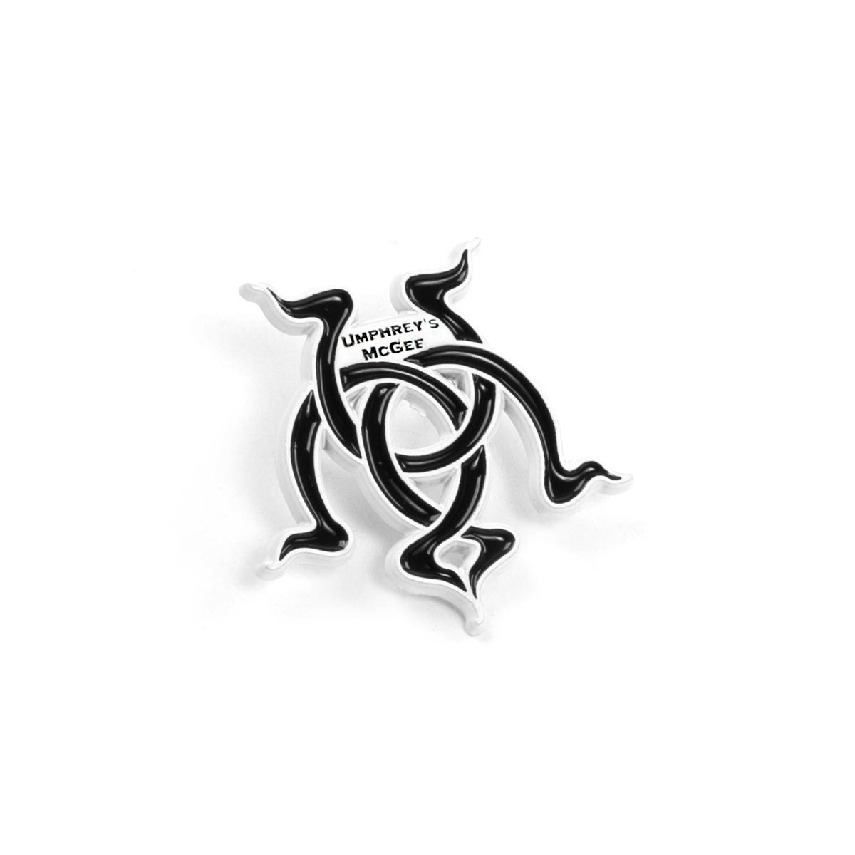 Horseshoe Trifecta Pin