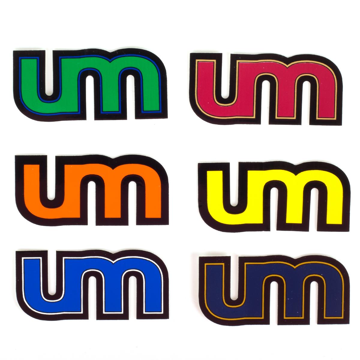 Umphrey S Mcgee 1x2 Quot Sticker Shop The Umphrey S Mcgee