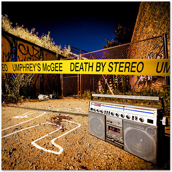Umphrey's McGee- Death by Stereo CD