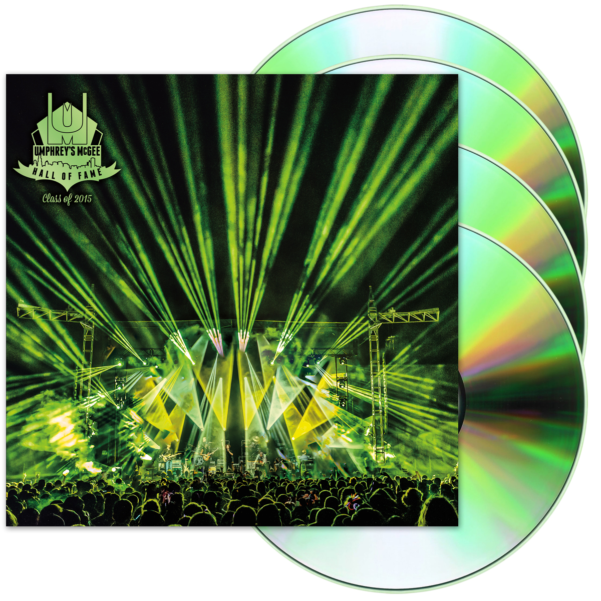 Hall of Fame: Class of 2015 CD (4-Disk Set)