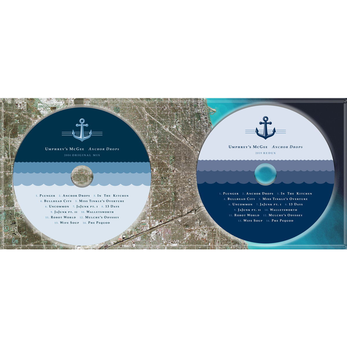 Anchor Drops Redux CD Set