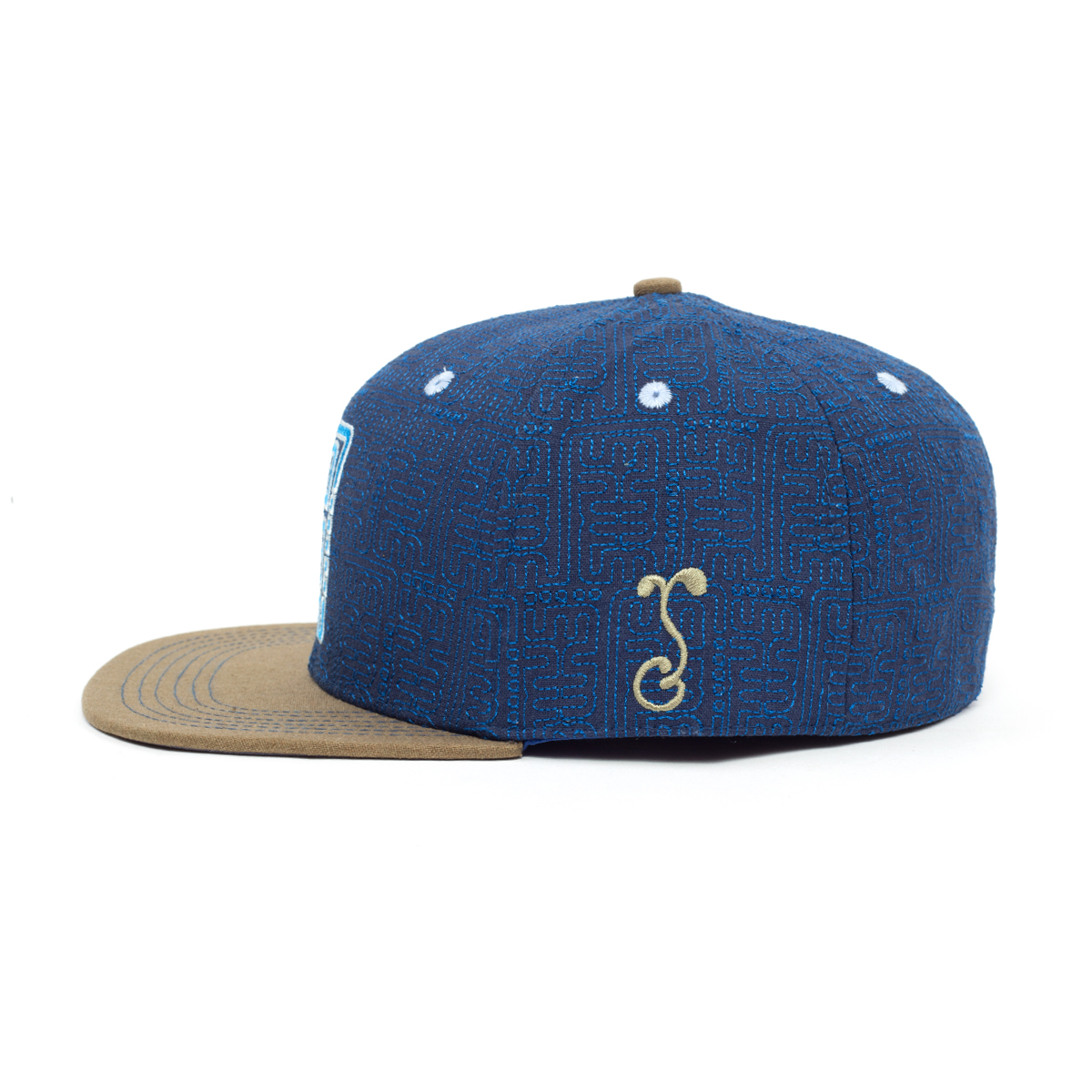 UM Grassroots 2017 Navy Fitted Hat