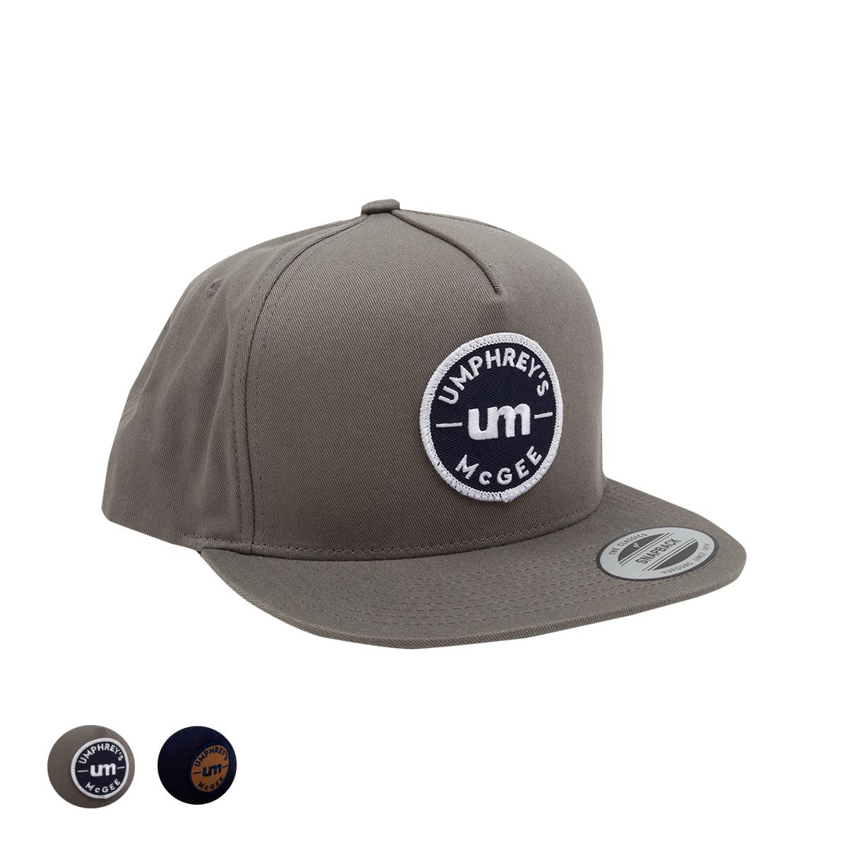 Snapback Patch Hat