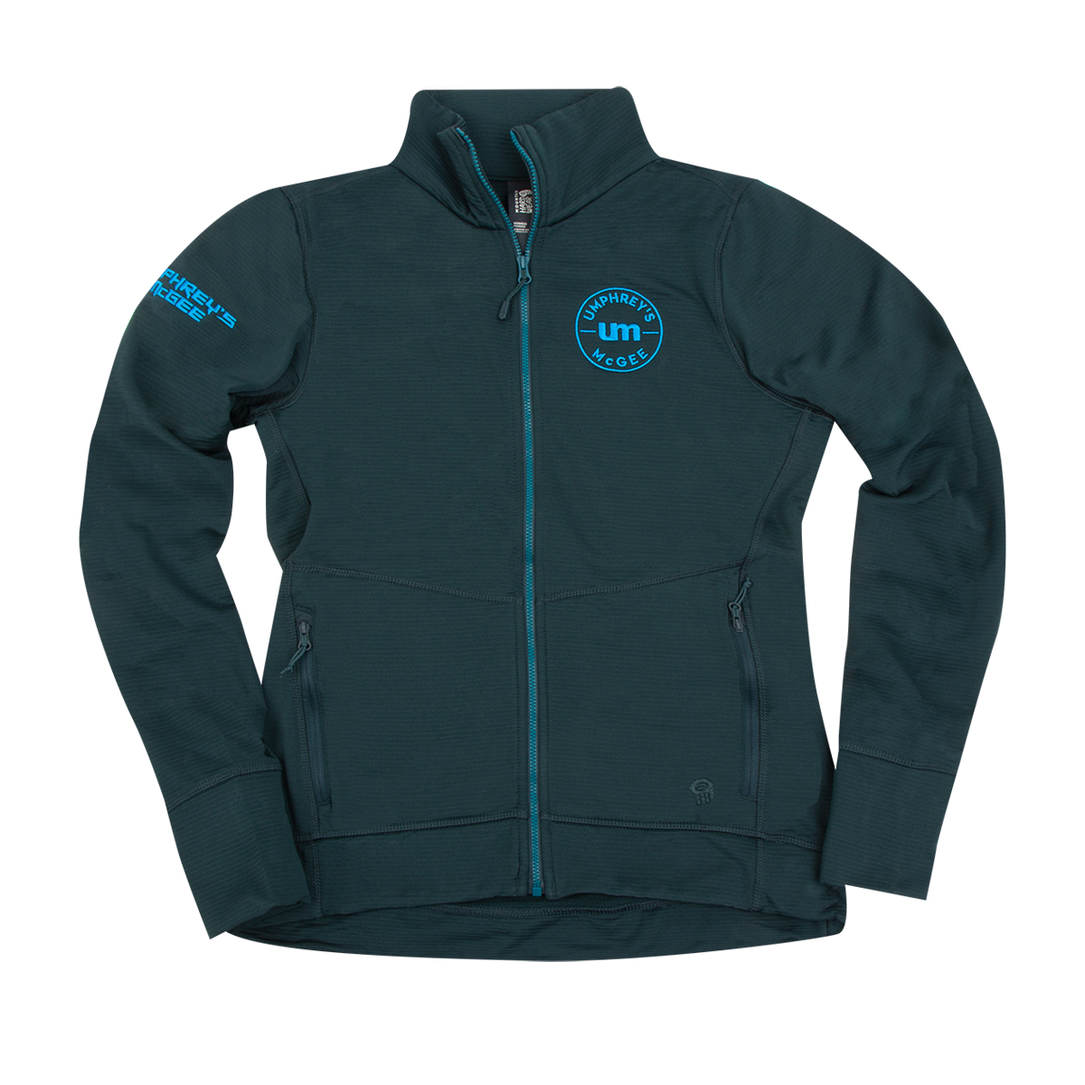 UM X MHW Women's Norse Peak Full Zip Jacket