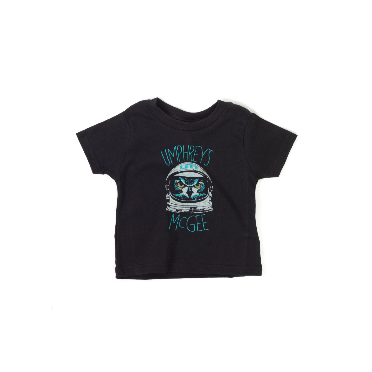 Kids Space Owl Tee