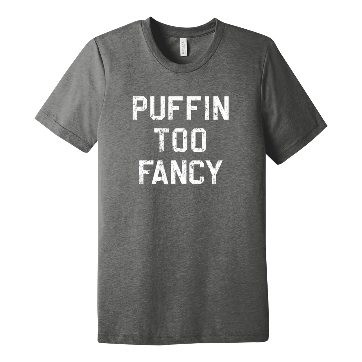 Puffin Too Fancy Tee
