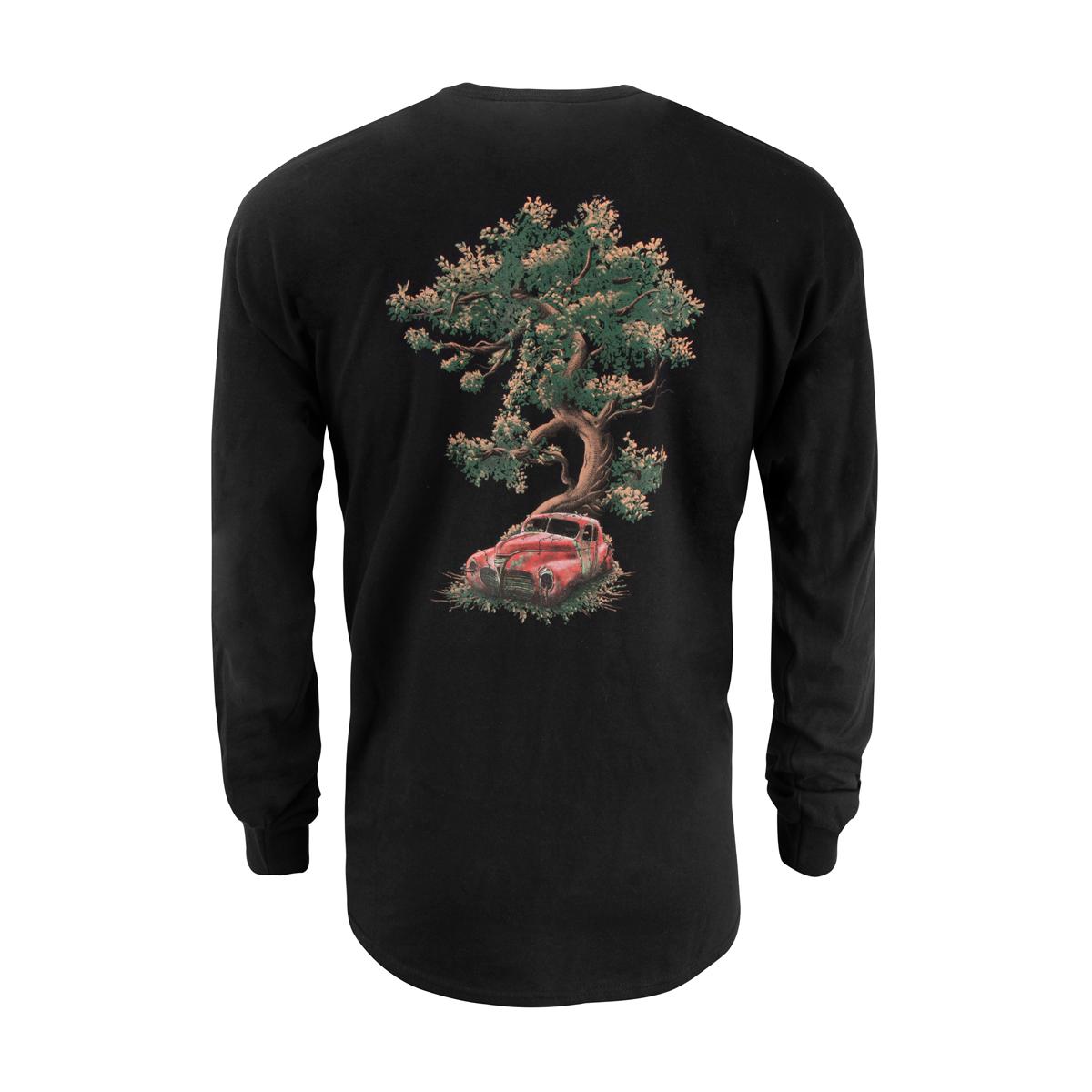 Long Sleeve Tree Tee