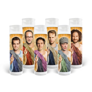 Saint Umphrey's Candles