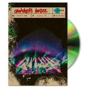 Live at Stubb's 4/20/13 DVD/Blu-Ray