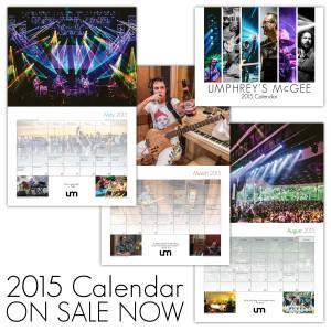 UM 2015 Calendar