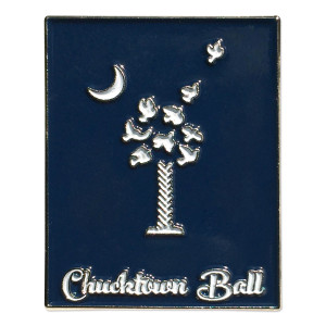 Charleston Commemorative Pin