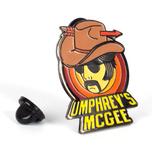 Umphrey's McGee Strangletage Pin