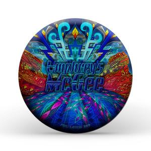 Phil Lewis Discraft Frisbee