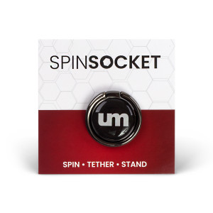UM Logo Spin Socket