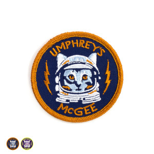 Space Cat Patch
