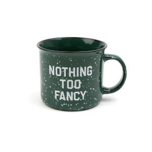Nothing Too Fancy Campfire Mug