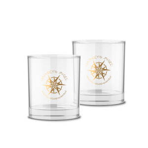 Wrapped Around Nashville Whiskey Glass Set