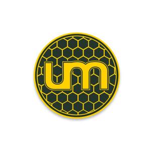 Honeycomb Logo Patch