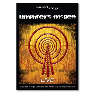 Soundstage: Umphrey's McGee - Live DVD