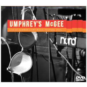 Live at Summer Camp 2011 DVD