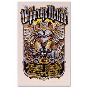 UM 2014 Fall Tour Poster