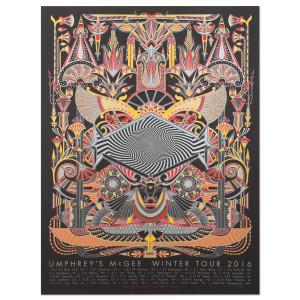 UM 2016 Winter Tour Poster