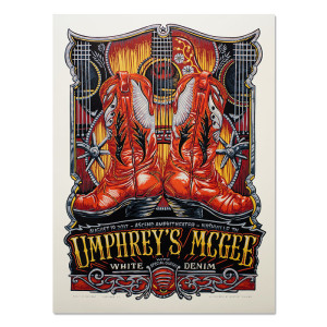 Nashville Poster by Masthay Studios