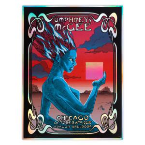 Aragon Ballroom Chicago by Tim Doyle/Nakatomi