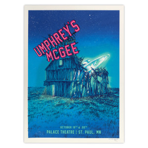 Palace Theatre St. Paul 2018 Poster