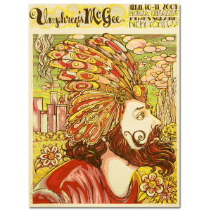 Umphrey's McGee- Nokia, NYC 2009 Poster
