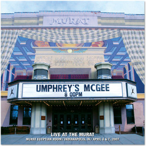 Umphrey's McGee- Live At The Murat CD