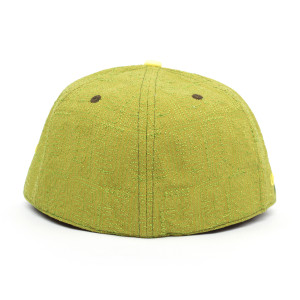 UM Grassroots 2017 Olive Fitted Hat