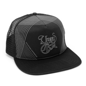 Mountain Hardwear Black Trucker Hat