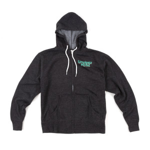 At The Drive Inn Zip-Up Hoodie