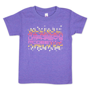 UM Pixelated Girls Tee