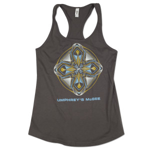 Ladies Natural Mandala Tank