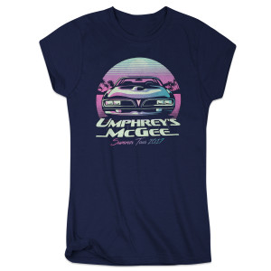 Ladies Summer Road Racer Tee