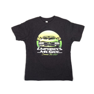 Youth Summer Road Racer Tee