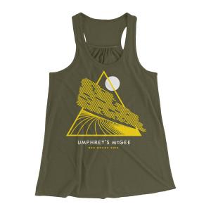 Red Rocks Women's Triangle Tank