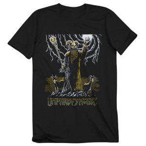 Death Metal Goatman T-Shirt
