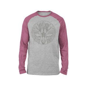 The Deer Raglan