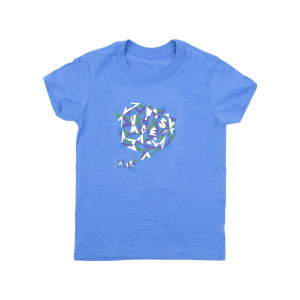 Nate Duval Youth Bird Tee