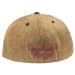 UM Grassroots Hat - Black/Hemp