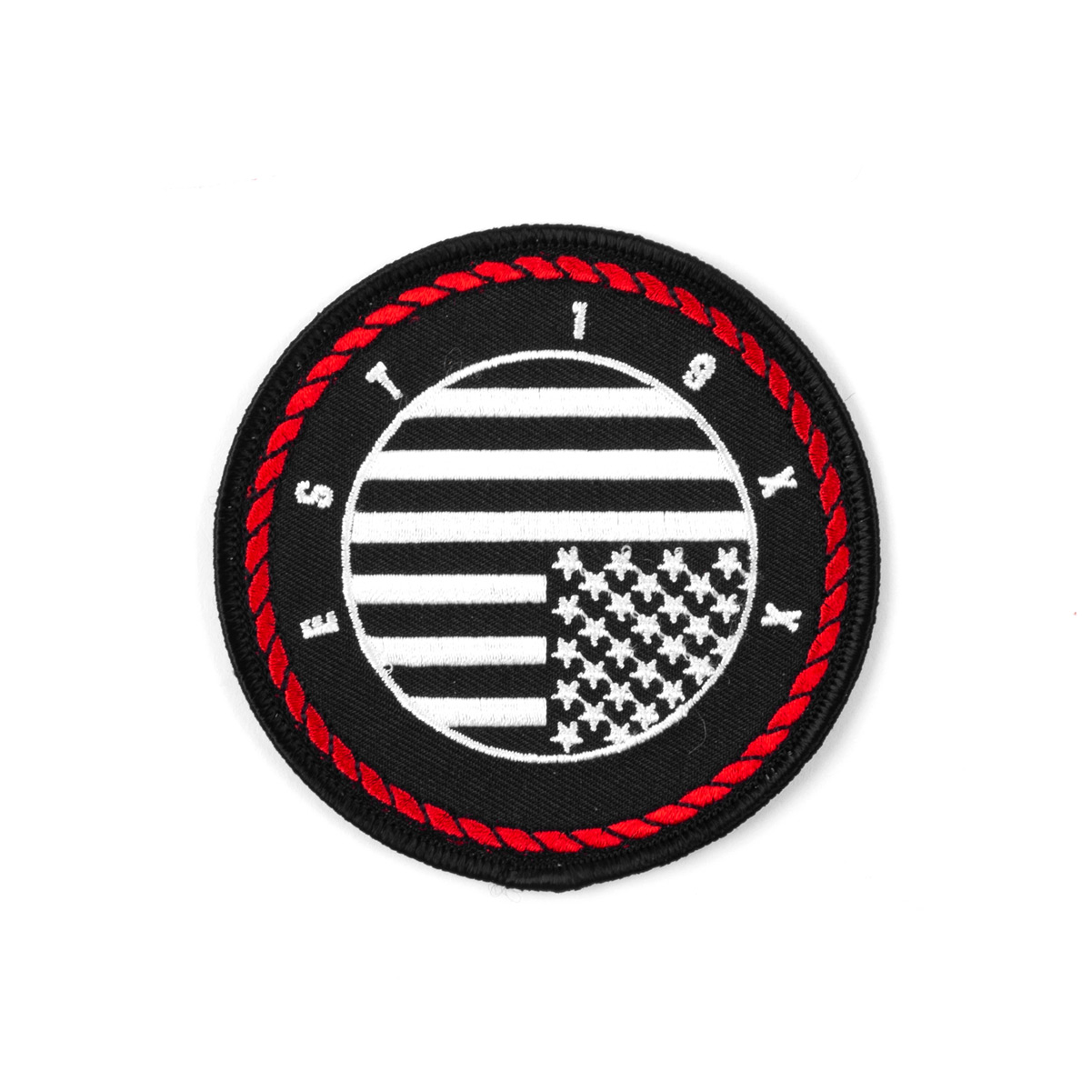 EST 19XX Flag Patch