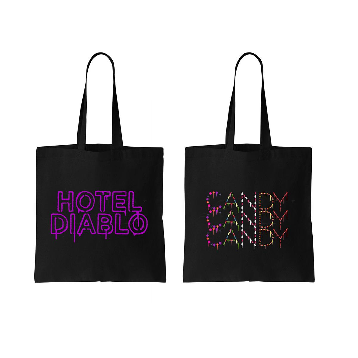 Candy Tote & Digital Album Download